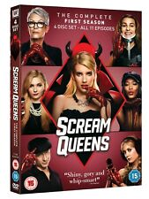 Scream Queens: The Complete First Season [DVD]