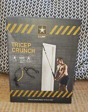 Go Army Tricep Crunch