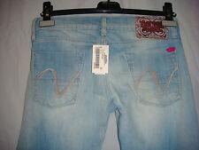 A Stunning Superb jeans By NOLITA Size 27 Politix tag $285 Reg D G¹