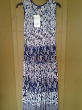 Phool 100% Viscose rayon crepe dress shirring elastic bodice 5 tier skirt