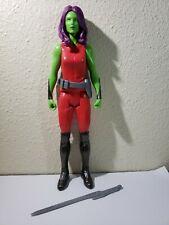 Marvel Guardians of the Galaxy Titan Hero Series 12-Inch Figures - Gamora Rare!