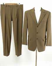 CANDA MADE FOR C&A Anzug Gr. 98 (M Schlank) Wolle Sakko Hose Business Suit