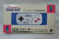 Unused!! Hori SGB Commander Super Game Boy Controller From Japan