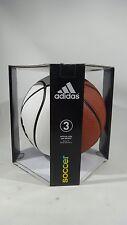 adidas Performance Autograph Basketball / Soccer Ball Size 3