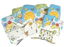 Thank You Cards NEW Childrens Fill in Blank Notes Boys Girls 32 Cute Card Lot