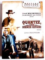 QUANTEZ, leur dernier repaire - Harry KELLER - dvd Très bon état