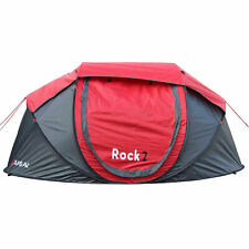 Wurfzelt Pop Up Zelt 2 - 3 Personen 230x120x100 mit UV-Schutz Campingzelt Strand