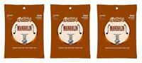 Martin M400 Mandolin Strings, Light (10-34) (3-Pack)