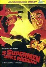 3 Superman Contro Il Padrino (1979) DVD