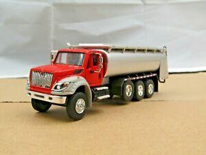 dcp/greenlight red/silver International Workstar tank truck new no box 1/64...