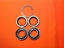 #5 KTM REAR WHEEL BEARING KIT SEALS CIRCLIP EXC 250 300 2009 2008 2007 2006 2005
