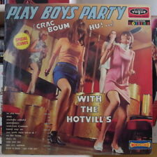 THE HOTVILL'S PLAY BOYS PARTY GIRLS 60's COVER FRENCH LP VOGUE