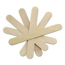 "Medline Sterile Tongue Depressors Wood 6"" Long 100/Box MDS202075"