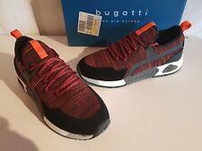 Bugatti 322-54460-6900 Herren Sneaker Freizeitschuhe mehrfarbig Größe 42 NEU