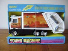 NYLINT STEEL SOUND MACHINE REFUSE TRUCK NUMBER 9145