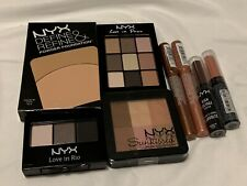 Lot Of 8 NYX Makeup Bundle. NEW And SEALED
