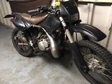 Custom Motorbike Yamaha 125cc dt125 Dirt Bike 2 Stroke Learner (no MOT)