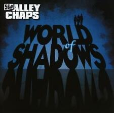 56# Alley Chaps - World Of Shadows CD Psychobilly Neo-Rockabilly