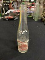 RARE Vintage Day's Soda Bottle Corbin Kentucky COLA GAS OIL