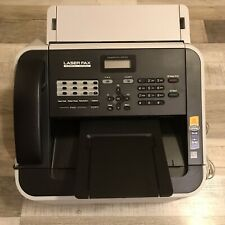 New Listingbrother Intellifax 2840 High Speed Laser Fax Low On Toner Page Count 478