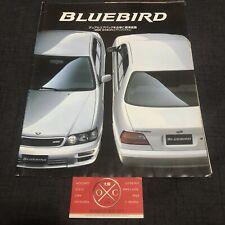 96-01 Nissan Bluebird Brochure JDM Rare  Altima U14 97 98 99 00 SSS SR20DE VE