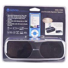 Kinyo MS-786 2-Ch Portable Speaker System