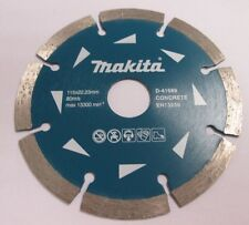 "MAKITA 115MM 4 1/2"" ANGLE GRINDER DIAMOND BLADE DISC DGA452 DGA454 GA4530"