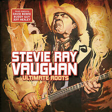 STEVIE RAY VAUGHAN w BOWIE, HEALEY New Sealed 2017 UNRELEASED LIVE CONCERT CD