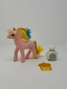 MLP G1 My Little Pony Sweetheart Sister Prom Queen Pretty Belle 1988 Hasbro