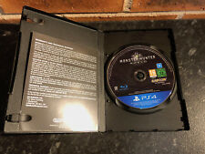 Playstation 4 Monster Hunter World AU VERSION DISC ONLY NEW