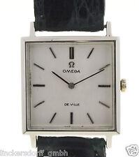 Omega DE VILLE-Orologio uomo in acciaio inox - 1960er anni-RIF 111.024 - Kal. 620