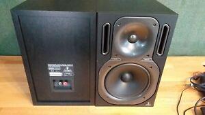 1 paar Behringer Truth B2031 Passiv Monitor Lautsprecher