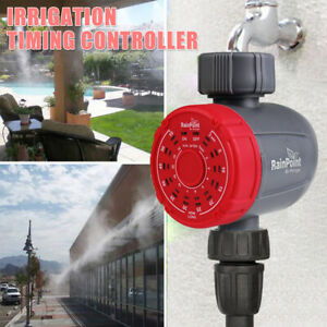 Automatic Water Timer Irrigation Electronic Garden Watering Sprinkler Syste