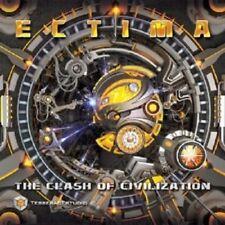 ECTIMA - THE CLASH OF CIVILIZATION  CD NEW+