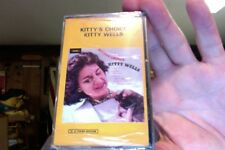 Kitty Wells- Kitty's Choice- new/sealed cassette tape- UK Import- rare?