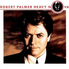 Robert Palmer Heavy Nova  CD Free Shipping In Canada