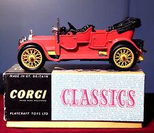CORGI CLASSICS, BENTLEY 1927, 3 LITRES, LE MANS  PARFAITE, 9002