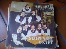 "LP 10"" 25 CM SLOVENSKI OKTET RADIO TELEVIZIJA BEOGRAD LP1129 EX/EX+"