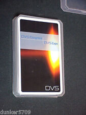 2011 DVS DANISH??? PLAYING CARDS WITH PLASTIC STORAGE BOX SCHWEIB-QUARTETT