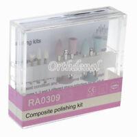 1 kit Composite Polishing Kit RA 0309 for Dental Low-Speed Handpiece