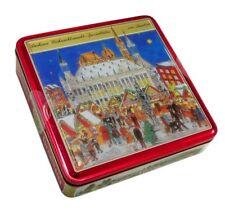 Lambertz Aachener Weihnachtsmarkt Lebkuchen-Mischung 500g Metall Dose