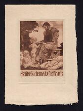 48)Nr.177 - EXLIBRIS- Alfred Soder