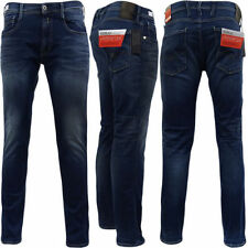 Replay Stonewashed Skinny, Slim 32L Jeans for Men