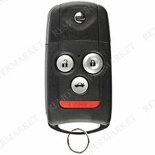 Replacement for 2008-2012 Honda Accord Coupe Keyless Remote Car Flip Key Fob