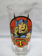 The Mighty Thor ~ Bust ~Of the Avengers ~  New Drinking Glass by ICUP