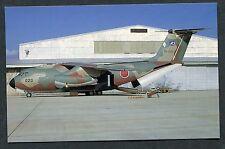 Dated 1991 - Japanese Air Force Kawasaki C-1 at Miho Airbase, Japan