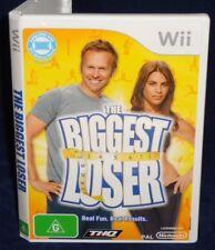 THE BIGGEST LOSER NINTENDO WII GAME