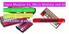 Clavia Nord Modular G1 G2 and Micro - Over 295.000+ Sound Patches - DOWNLOAD