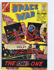 Space War #21 Charlton 1963