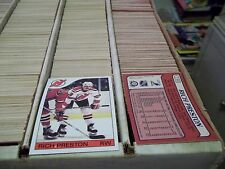 1985-86 OPC O-Pee-Chee complete your set, you pick/choose 2 for .99 - exmt-nrmt